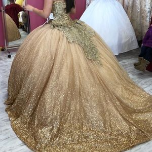 Ragazza Dresses Quinceaera Dress Beauty And The Beast Belle Poshmark